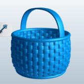 Handle Berry Basket