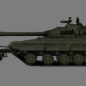 T-64b Soviet Tank