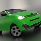 T-ghm Sedan Car