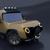 T100 Funny Car