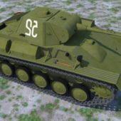 T70m Light Tank