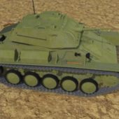 T80 Light Tank