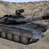 T90 Soviet Tank