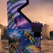 Turtles In Time Arcade Machine
