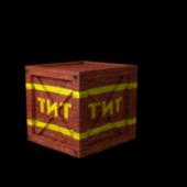 Tnt Crate Box