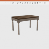 Old Table Asset