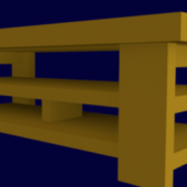 Table Wooden Legs
