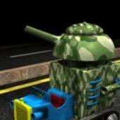 Tank Race