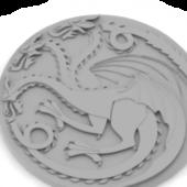 Old Targaryen Sigil
