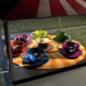 Teacups Ride Gaming