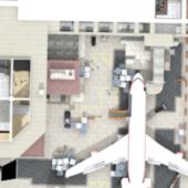 Terminal Scene