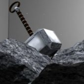 Thor Mjolnir Weapon