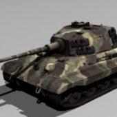 Tiger King Tank