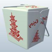 Box Chinese Decorative