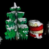 Christmas Tree Decoration Set