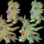 Tyranitar Pokemon Character
