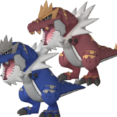 Tyrantrum Pokemon Character