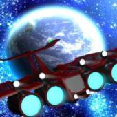 Ss Spaceship