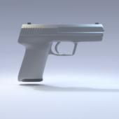 Usp-45 Gun