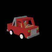 Unturned Style Truck