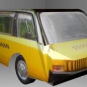Vniite Pt 1964 Car