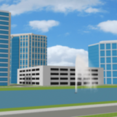 City Corporate Park Scene