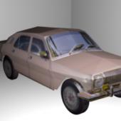 Volga Gaz Car