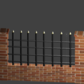 Brick Wall Grid