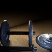 Gym Weightset
