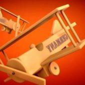 Wood Airplane Design