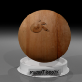 Wood Texture Cycles Decoration