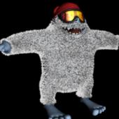 Yeti The Beast Character