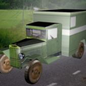 Zis-5v Truck
