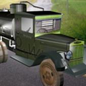 Zis-6 Car