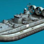 Zubr-class Hovercraft