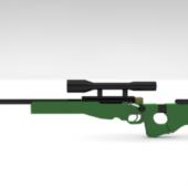 Awm Sniper Gun