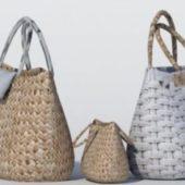 Nature Material Bag