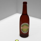 Basic Beer Bottle