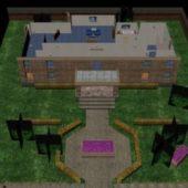 Cs Estate Scene