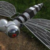 Dragon Fly Robot