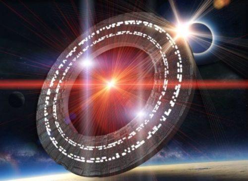 Nasa Spaceship Gateway