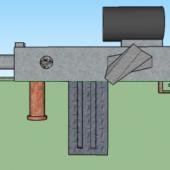 Fn48 Gun