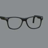 Young Fashion Frame Glasses