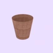 Plastic Fruit Basket