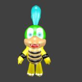Larry Koopa Character