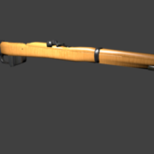 Lee Enfield Weapon