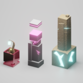 Lowpoly Asset Pack