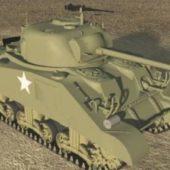 M4a3-75 Sherman-tank