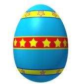 Color Easter Egg