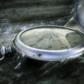 Modern Pocket Watch